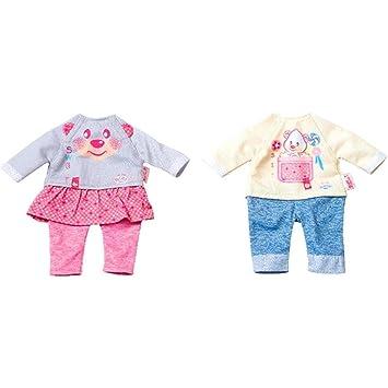 ZAPF Creation My Little Baby Born 823149 Vêtements vors ortiert