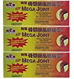 3 Boxes Mega Joint Dietary Supplement Liquid Glucosamine and Chondroitin (3) For Sale