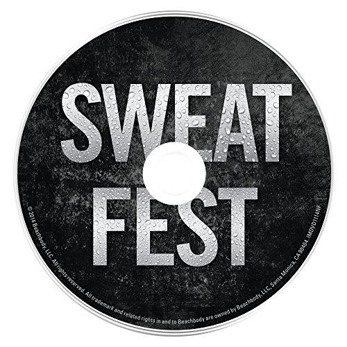 (Beachbody Shaun T's Insanity Sweat Fest Workout DVD)