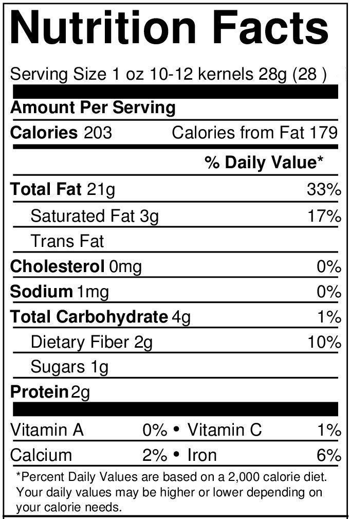 Organic Macadamia Nuts, 8 Ounces — Raw, Kosher by Food to Live (Image #7)