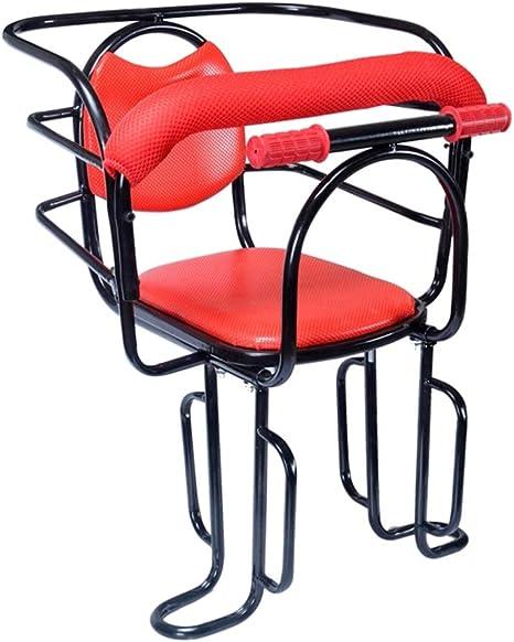 YXZN - Silla de Bicicleta para niños con cinturón de Seguridad ...