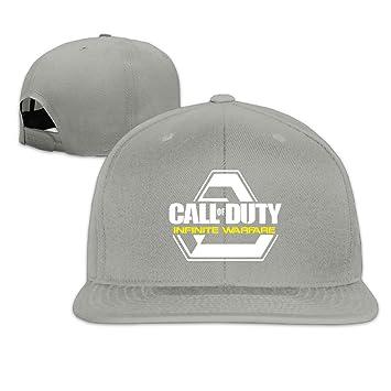 17a998f3e89 Amazon.com   NUBIA Shooting Game Hip Hop Brim Hat Adjustable Flat ...