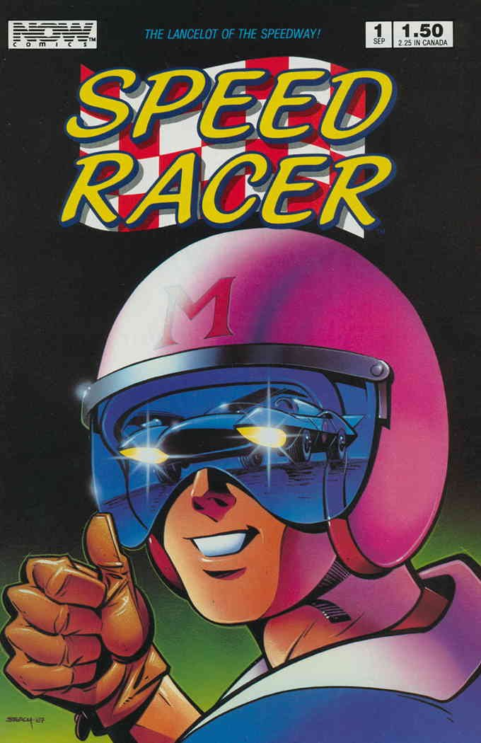 Speed Racer (1st Series) #1 FN ; Now comic book