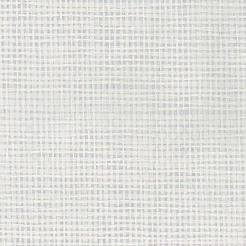 Manhattan comfort NW488-428 Grant Series Paper Foil Open Basket Weaves Gross Cloth Design Large Wallpaper Roll, 36