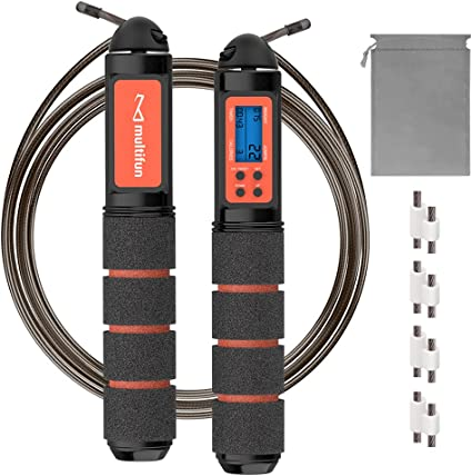 Speed Skipping Rope Boxing Jumping Exercise Fitness