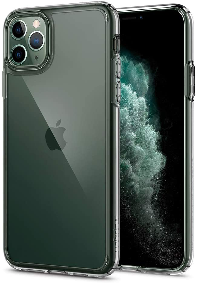 Spigen Ultra Hybrid Designed for iPhone 11 Pro Case (2019) - Pure Clear