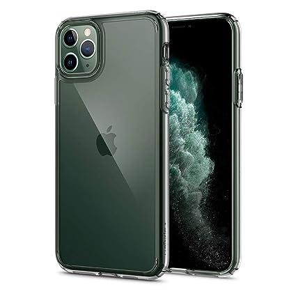 Spigen Ultra Hybrid Designed for Apple iPhone 11 Pro Case (2019) , Crystal  Clear