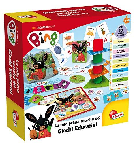 Lisciani Giochi 75867 Bing Raccolta Giochi Educativi Baby & Giochi- Giocare Educare, Life Skills, 72644 2