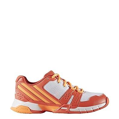 hot sales 49583 1fa45 adidas Damen Volley Team 4w Volleyballschuhe Amazon.de Schuhe   Handtaschen