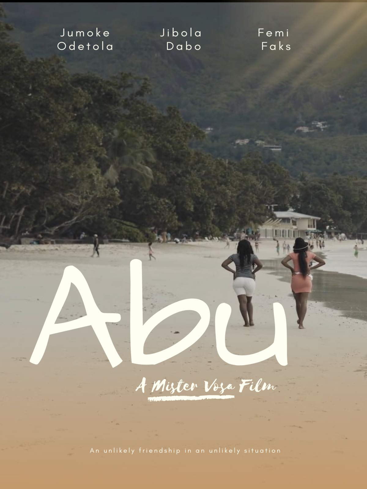 ABU on Amazon Prime Video UK