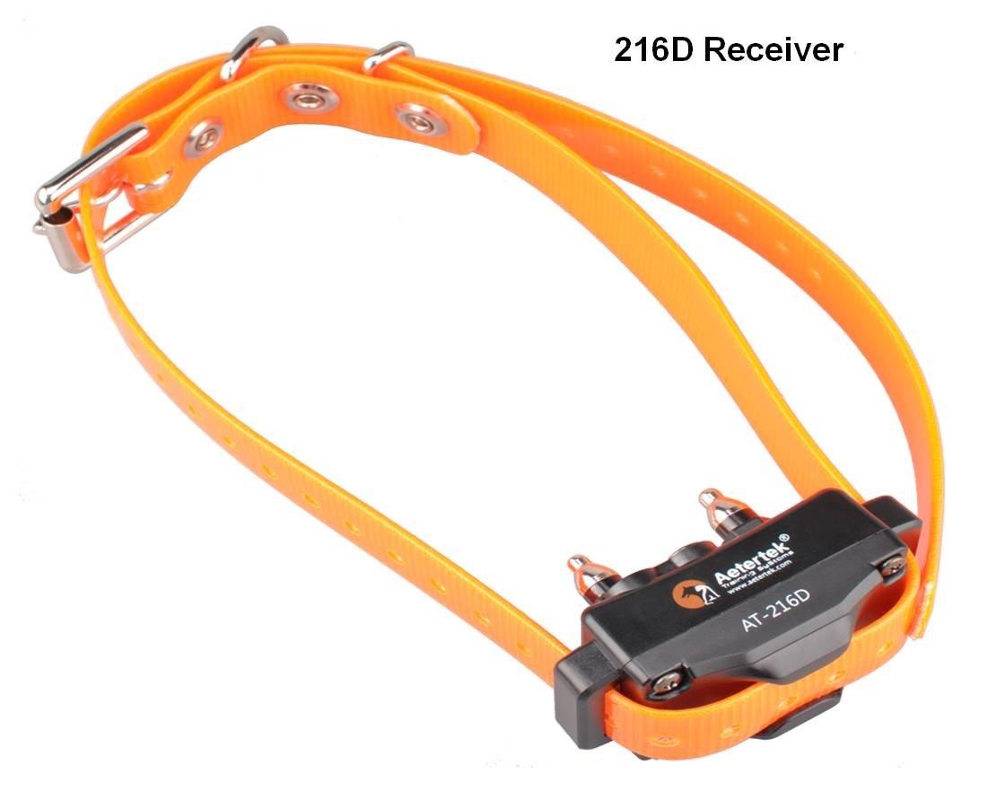 Aetertek Dog Anti bark Collar Rechargeable Receiver only for Current Models (216D Receiver) by Aetertek