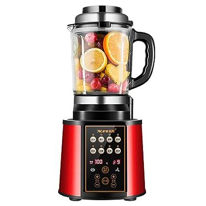 SL&MTJ Exprimidor automático Inicio, Cocina Extractor de Alimentos complementarios Multifunción de Cristal Máquina de Calefacción