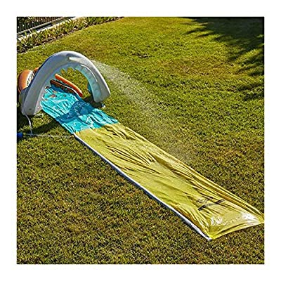 Wham-O 16 Foot Backyard and Lawn Mega Shark Slip N Slide Outdoor Water Slide Toy: Toys & Games