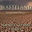 Wasteland: America's Demise, Book 1 Audiobook by Jacqueline Druga Narrated by Darren Ziegler