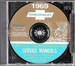 chevrolet camaro service manual