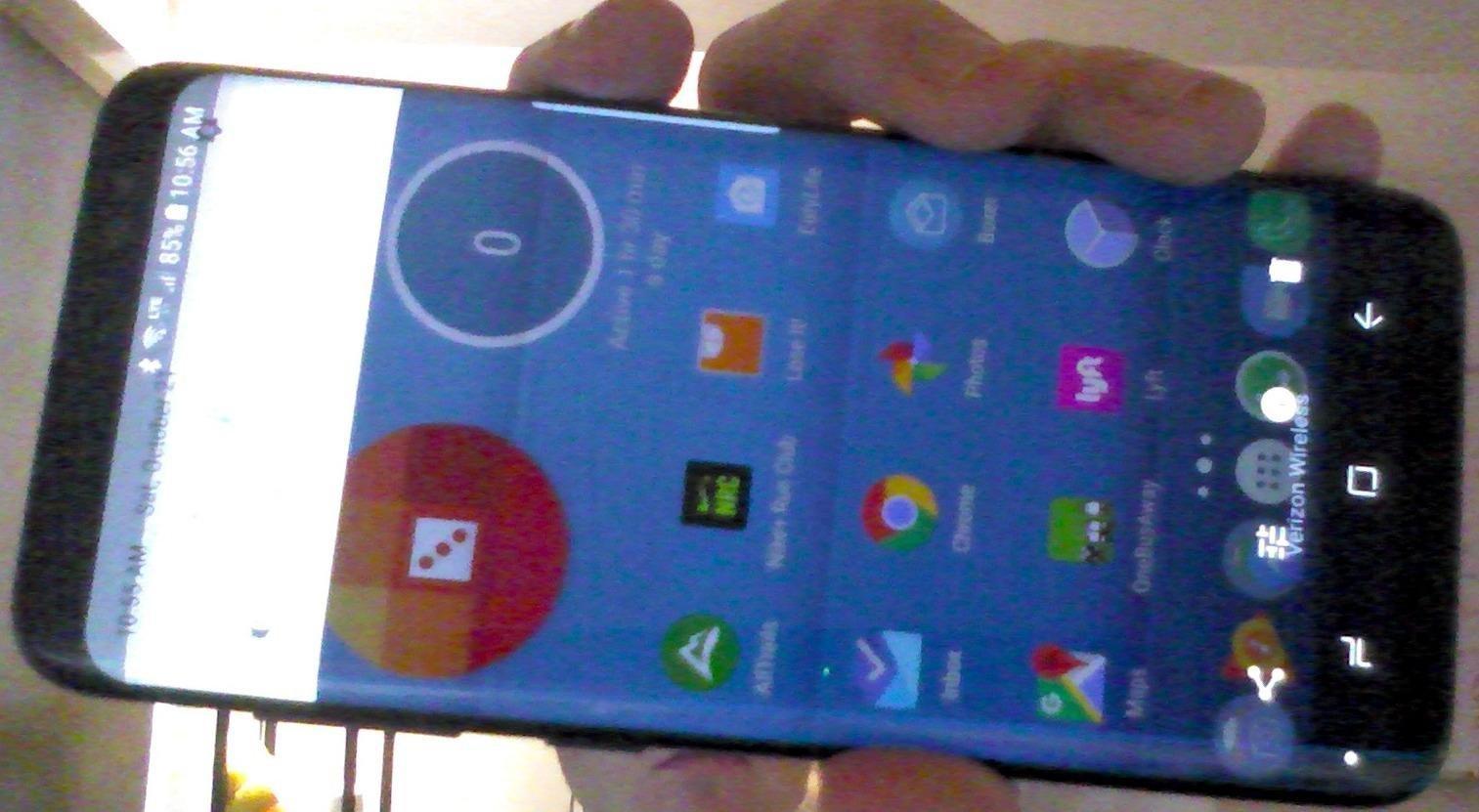 Samsung Galaxy S8 64GB Factory Unlocked Smartphone - US