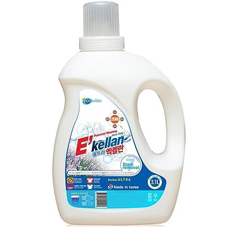 Amazon.com: E kellan detergente de lavandería líquido ...