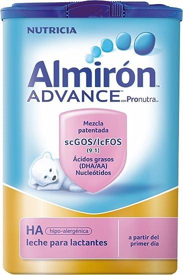 Almirón Advance Leche en polvo HA, desde 0 meses - 800 gramos