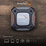 EnerPlex Upgraded Generator S100 Compact 94-Watt Portable LIGHTWEIGHT Generator with POWER for ALL Smartphones, iPhones, Androids, iPads, Tablets, Laptops, 1 YEAR GUARANTEE