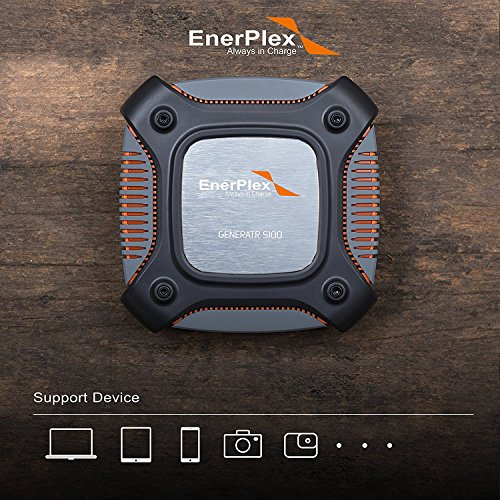 Enerplex Generator Lightweight Smartphones Guarantee Noticeable