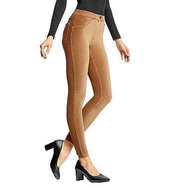 01c89f61ad9575 HUE Women's Corduroy Leggings at Amazon Women's Clothing store: