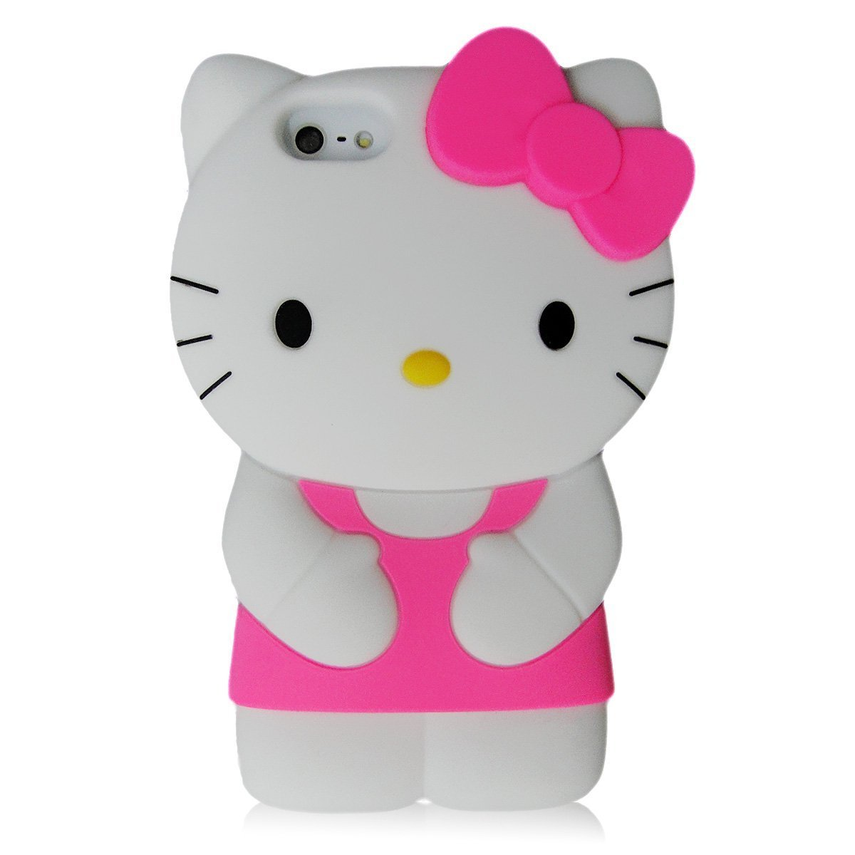 Amazon iphone 5 cartoon cases 3diphone 5 silicone hello kitty amazon iphone 5 cartoon cases 3diphone 5 silicone hello kitty casemodefan cute lovely cartoon animal series hello kitty silicon gel rubber case for voltagebd Choice Image
