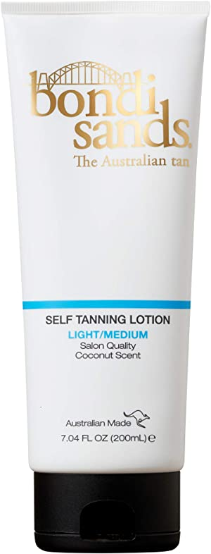 Bondi Sands Self Tanning Lotion | Moisturizing, Quick Drying Lotion Provides a Natural Looking, Long Lasting, Bronzed Glow | 7.04 oz/200 mL