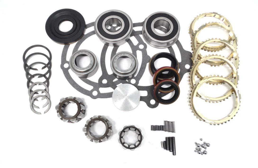 Getrag 290 NV3500 3rd Design Transmission Rebuild Kit for GM Chevy 1991-1995