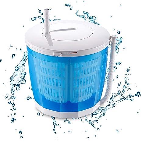 LXDDP Lavadora portátil Lavadora manivela Deshidratador Manual ...