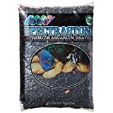 Estes Spectrastone Permaglo Black Lagoon for Freshwater Aquariums, 5-Pound Bag