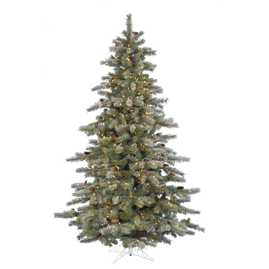 Amazon.com: 5.5 ft. Artificial Christmas Tree - High Definition Pine ...