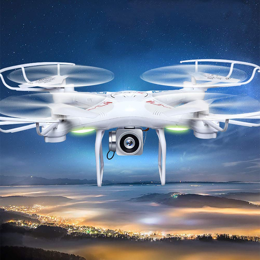 Aland-Aerial Wide Angle Quadcopter Remote Control Mini Camera Aircraft Children Toy - Green 1 by Aland (Image #4)