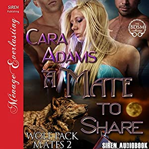 A Mate to Share Audiobook