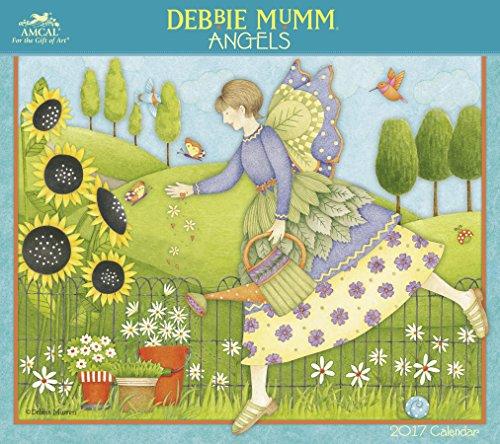 Mumm Debbie Calendars - Debbie Mumm - Angels Wall Calendar (2017)