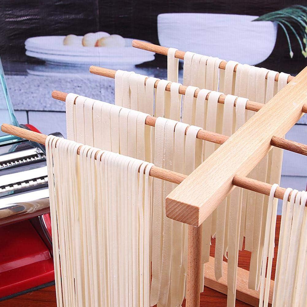 flower205 S/échage des P/âtes Support De S/échage des P/âtes Support De Suspension des P/âtes Spaghetti Pliable