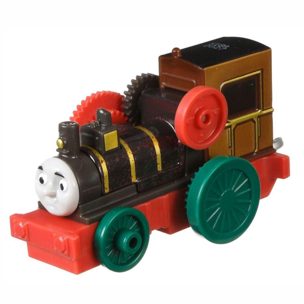 Mattel Theo Locomotora DXR77 | Adventures | Thomas y Sus Amigos