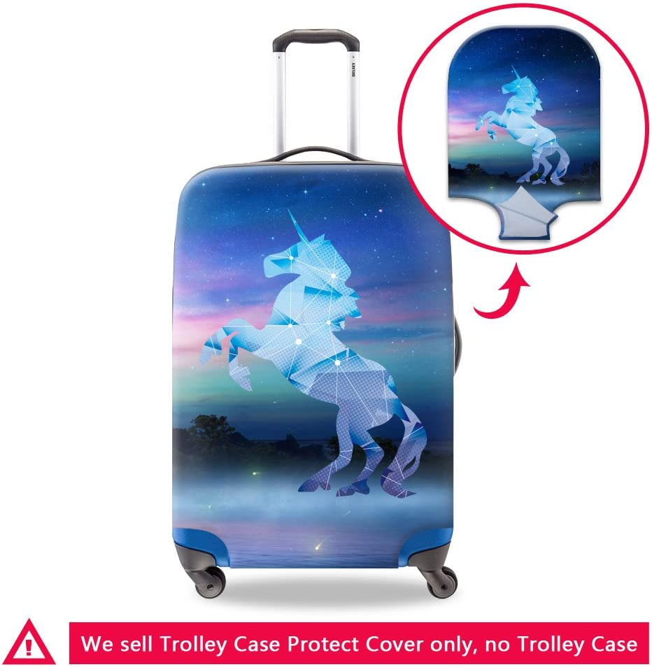 ZRENTAO 18//20//22//26//24//28//30 Inch Dustproof Suitcase Travel Case Protective Covers