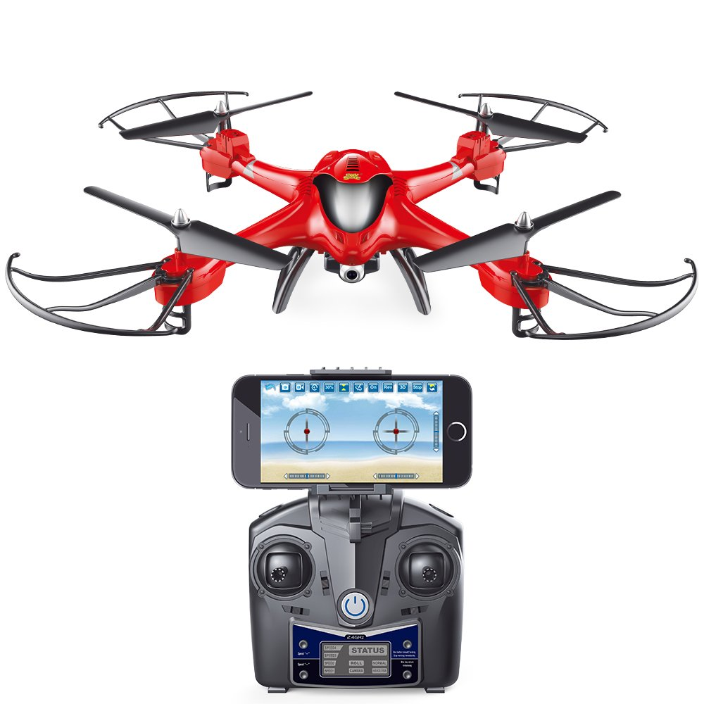 Holy Stone HS200 FPV RC Drone Review