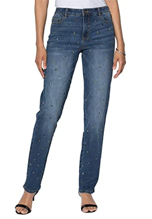 Women&39s Plus Size Embellished Jeans at Amazon Women&39s Jeans store