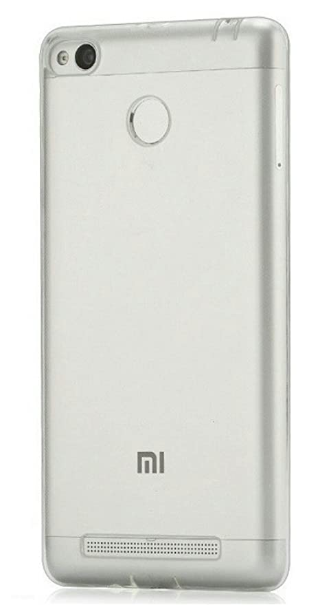 263cdc69bda796 Shop Buzz Transparent Back Cover For Xiaomi Redmi 3  Amazon.in  Electronics