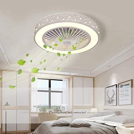 Amazon.com: Ventiladores de techo con luces y mando a ...