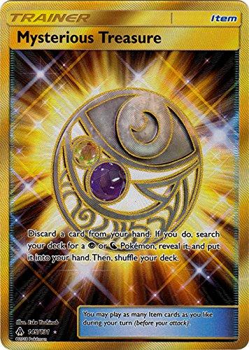 Image result for Mysterious Treasure (Secret) - Forbidden Light 145/131