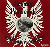 : Homage to Paderewski