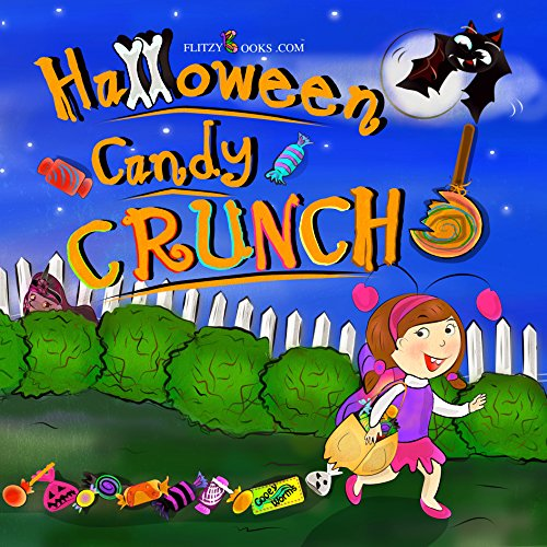Halloween Candy Crunch! A Fun Rhyming Halloween Book About Sharing (Flitzy Books Rhyming Series 5)]()