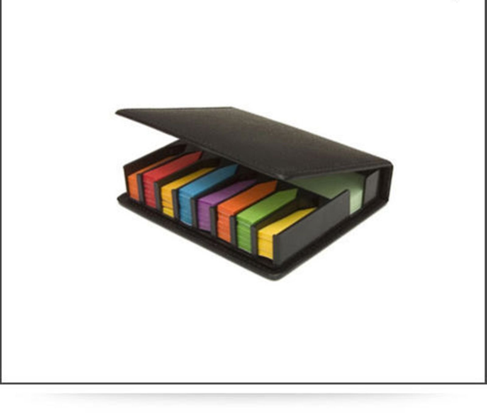 Sticky Memo Notes Type Sticky Notes Pad & Index Tabs Desk Organiser