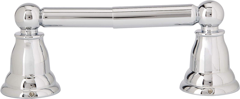 Basics AB-BR809-OR Modern Spring Toilet Paper Holder, Oil Rubbed Bronze - -