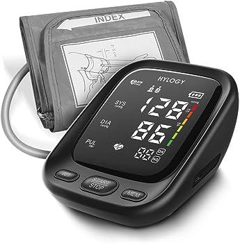 Hylogy Upper Arm Blood Pressure Monitor Machine