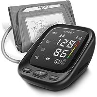 HYLOGY Tensiómetro de Brazo, Monitor de Presión Arterial