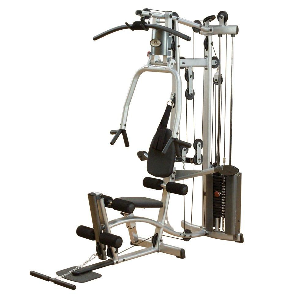Powerline Home Gym P2, Silber Schwarz, One Größe, P2X