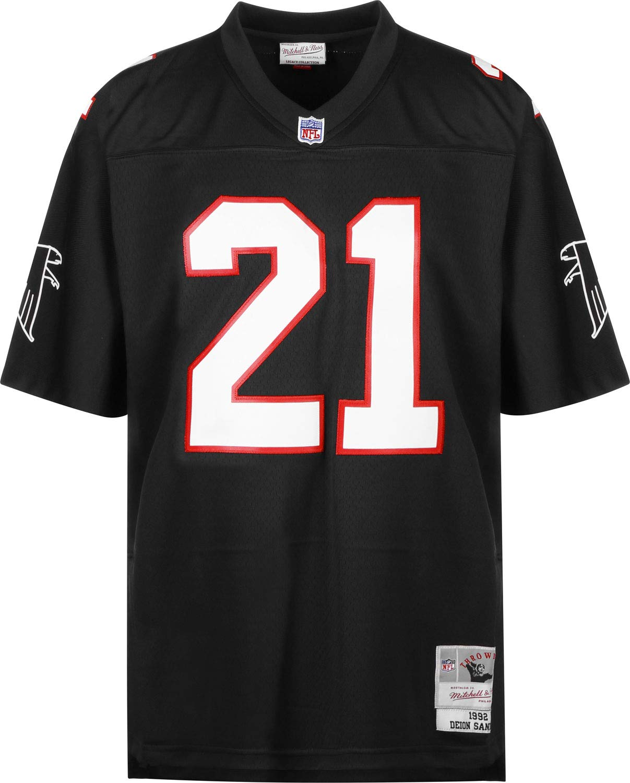 Mitchell & Ness NFL Atlanta Falcons Deion Sanders 1992 Replica Jersey X Large 7354-215-92DSAN2